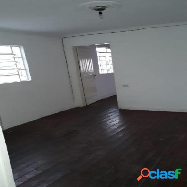 Casa com 2 dormitórios para alugar, 50 m² por r$ 1.200/mês - vila pereira cerca - são paulo/sp