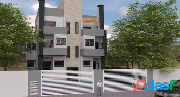 Apartamento térreo no Residencial Itajuba, Piçarras SC