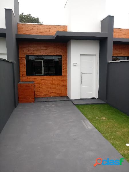 Geminado residencial paulista, piçarras sc