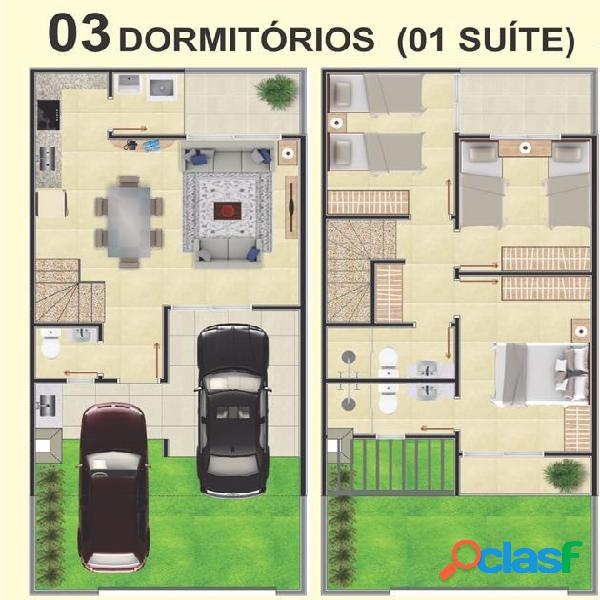 Sobrado RioMar, centro de Piçarras SC 2