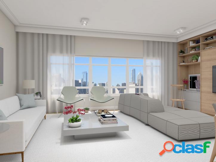 175 m² - totalmente reformado - 3 suites - 2 vagas