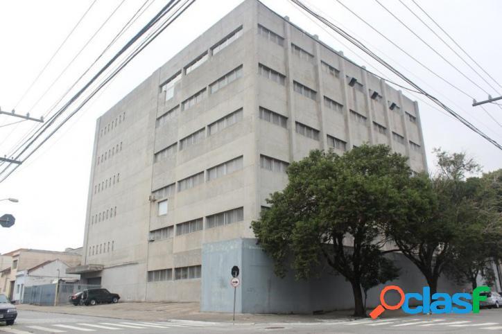 Prédio comercial/industrial brás - 8.730m² - 6 lajes