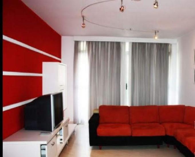 Apartamento edifício master alphaville 1 suíte e mobiliado