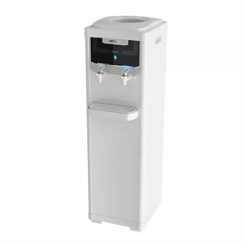 Bebedouro de coluna new up max br refrigerado branco