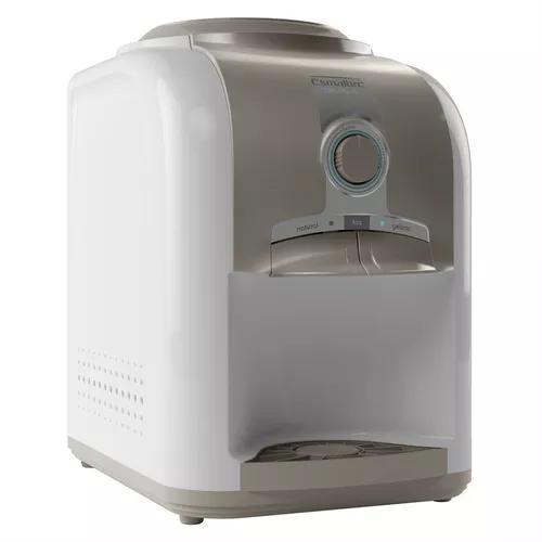 Bebedouro de água compressor gelágua egm30 esmaltec branco