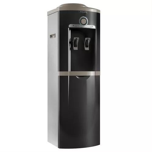 Bebedouro de água esmaltec egc35b 1.8l com alças laterais
