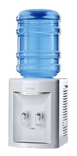 Bebedouro de água galão compact ibbl branco 110v