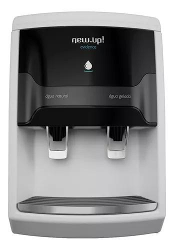 Bebedouro de água mesa refrigerado branco 110v new-up