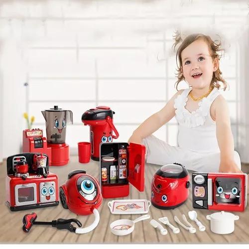 Divertido simulação de crianças pequenos aparelhos