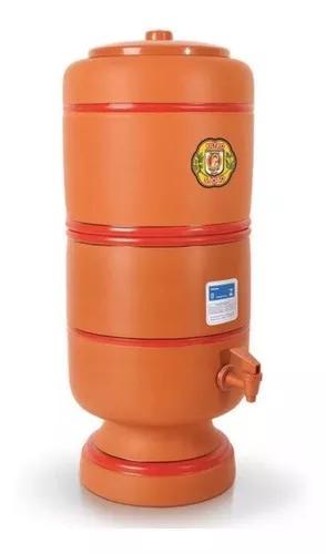 Filtro barro purificador água são joão 8l