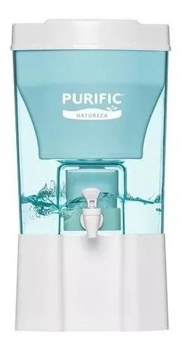 Filtro de água alcalina purific natureza com infravermelho