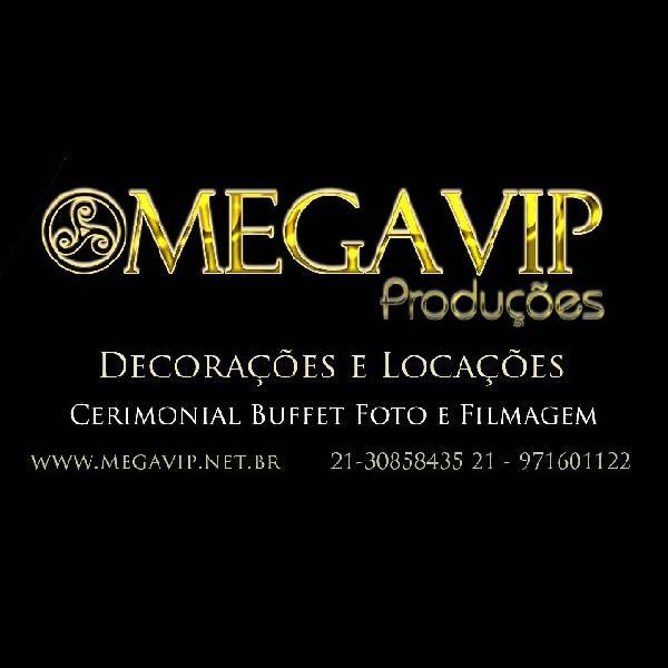 Megavip foto e filmagem para festas e eventos