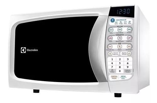 Micro-ondas 20 litros mtd30 electrolux