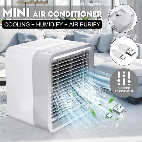 Pequeno espaço pessoal ar cooler 3-