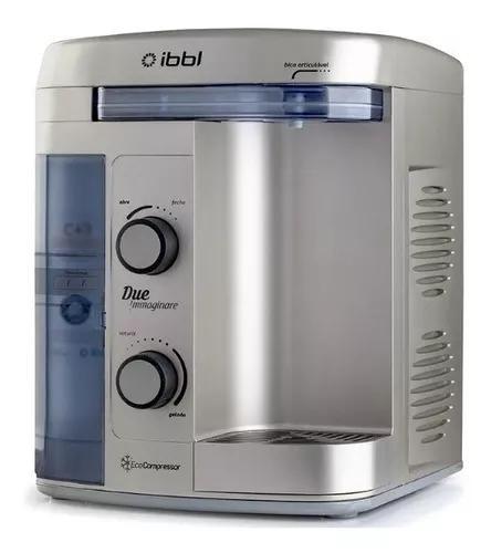 Purificador de água compressor ibbl due immaginare prata