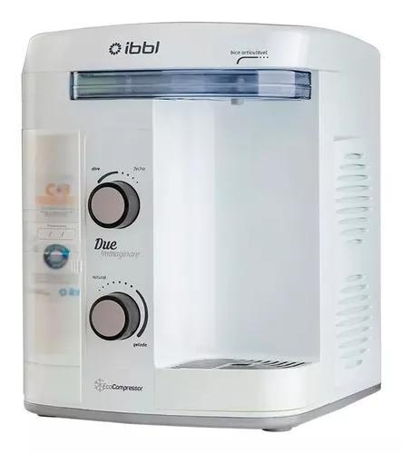 Purificador de água ibbl due immaginare branco 220v