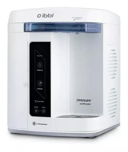 Purificador de água ibbl innovare branco 127v 220v com