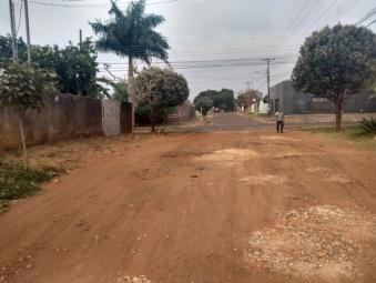 Terreno com duas casas