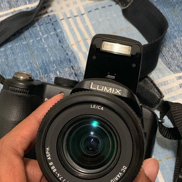 Câmera digital panasonic lumix dmc fz50