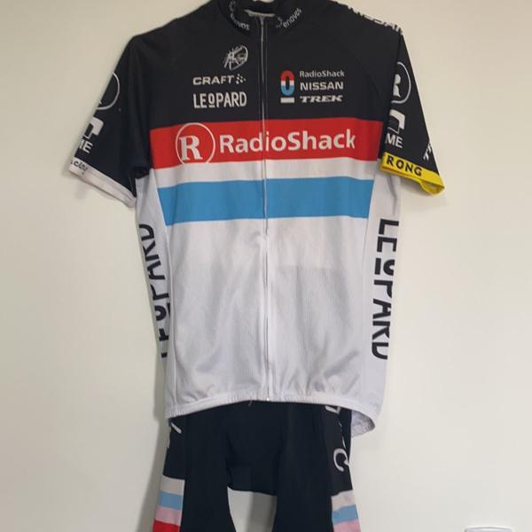 Conjunto de ciclismo