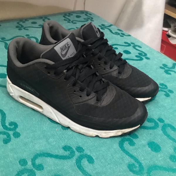 Nike airmax 90 preto