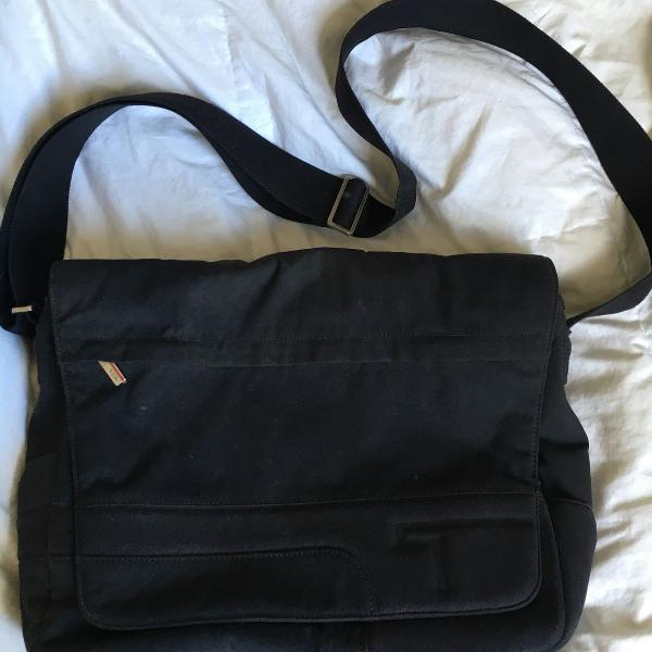 Pasta tumi notebook carry on mensageiro tipo bolsa carteiro