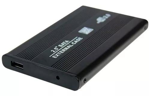 Adaptador Case Para Hd Notebook Slim 2.0 Hd Externo Usb