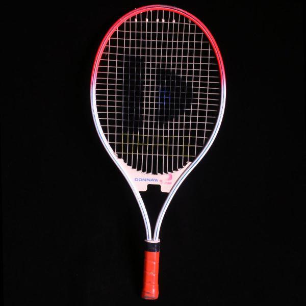 Antiga raquete da marca donnay 2
