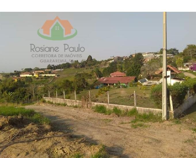 Chácara no bairro parque agrinco com 5125m² em guararema