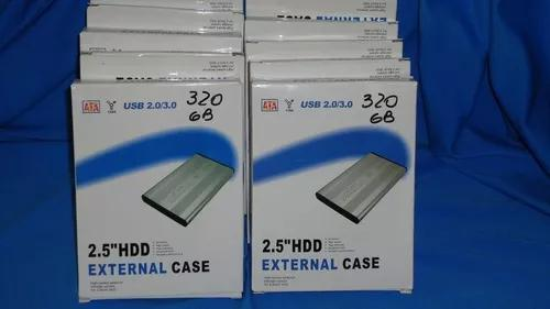 Hd externo 320 gb
