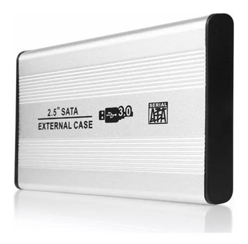 Hd externo - 320gb - usb 3.0 - novo e com garantia.