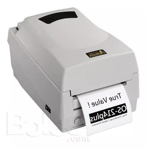 Impressora codigo de barras argox os 214 plus