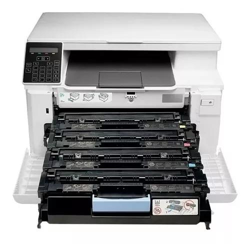Impressora multifuncional hp pro m180nw wifi 1 ano garantia