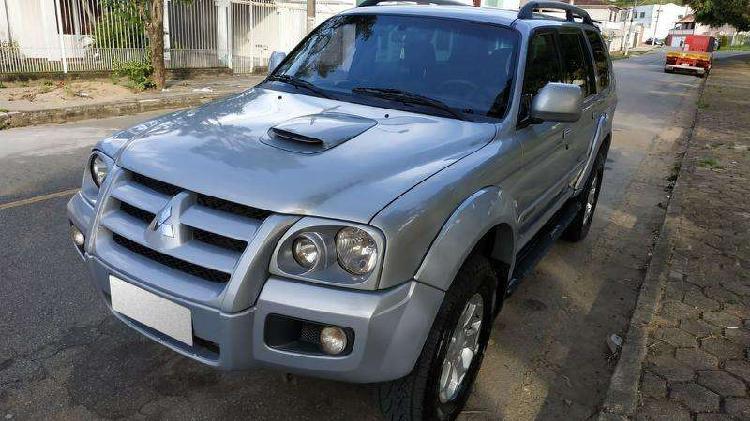Mitsubishi pajero sport 3.5 v6 flex 4x4 aut.