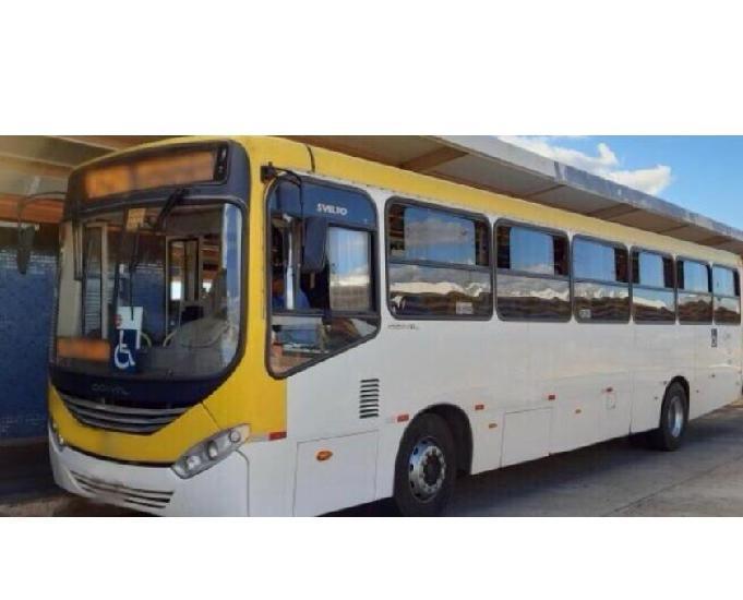 Onibus urbano comil m.benz of.1721 cód.6129 ano 2013