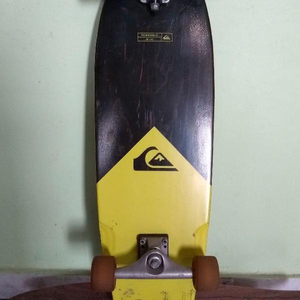 Skate carver quicksilver surf