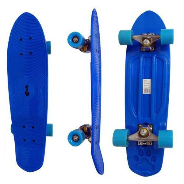 Skate longboard grande retro abec 7