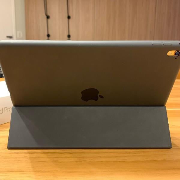 Acessórios ipad pro 9.7 (caneta+teclado+case)