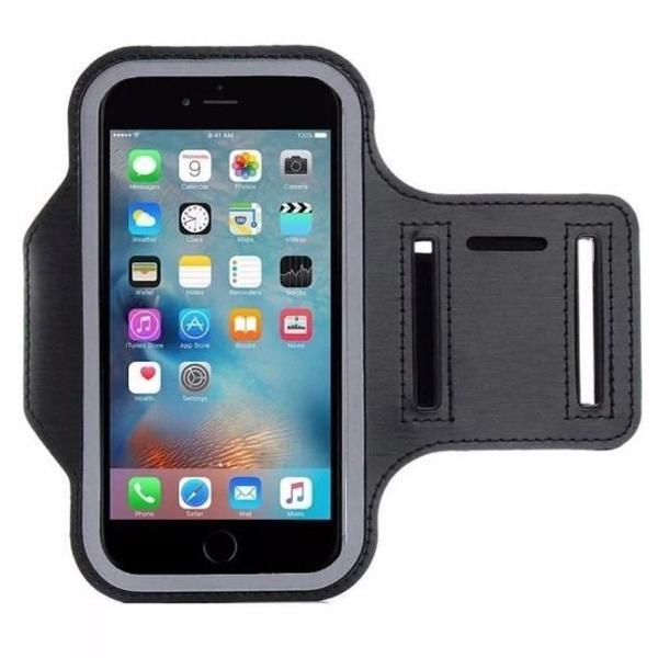 Braçadeira porta celular para atividades físicas