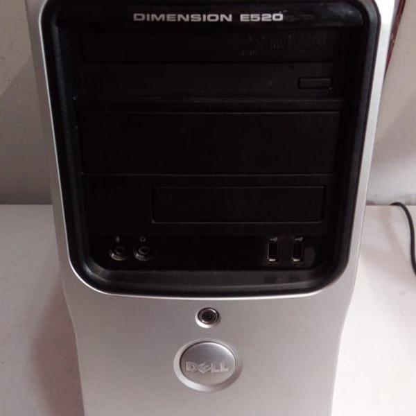 Computador cpu dell dimension e520