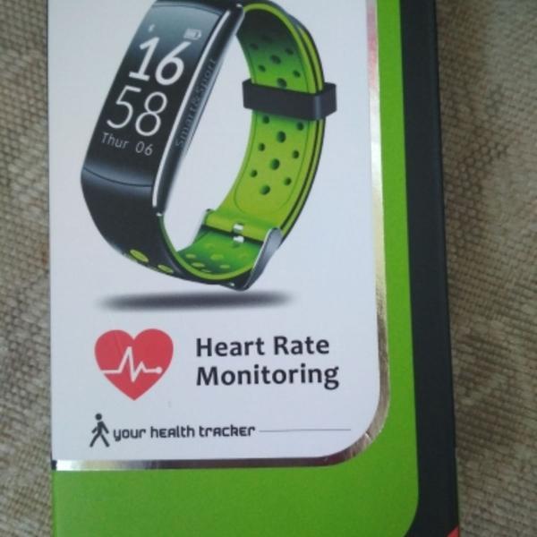 Guyo q8 smartwatch monitor cardiaco prova d'água gps