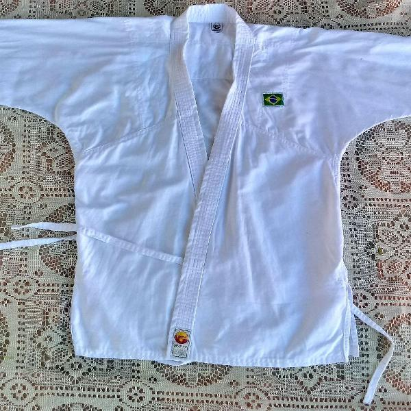 Kimono de karatê (karategi) - novo