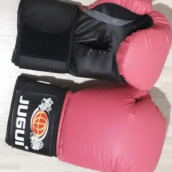 Luva de boxe/muai thay feminina 14oz