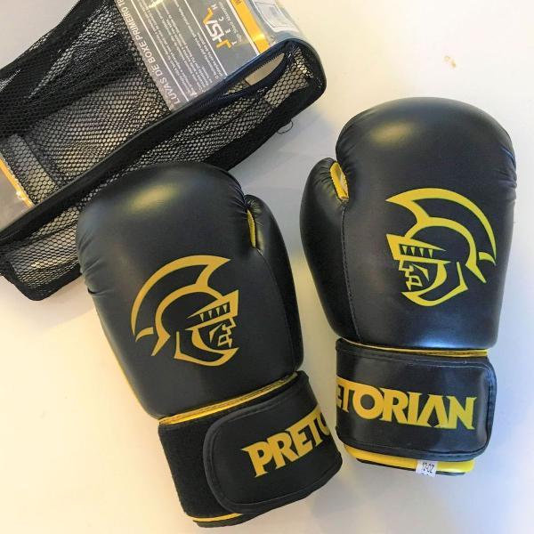 Luva pretorian de boxe/muay thai - tamanho 12 oz