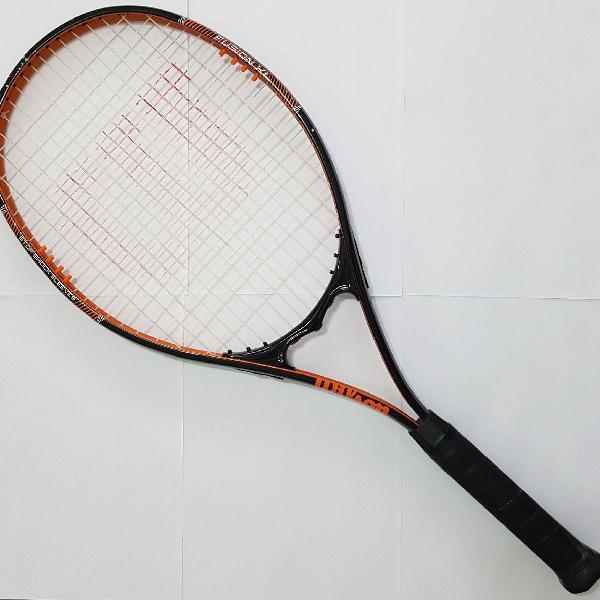 Raquete tênis wilson v-matrix