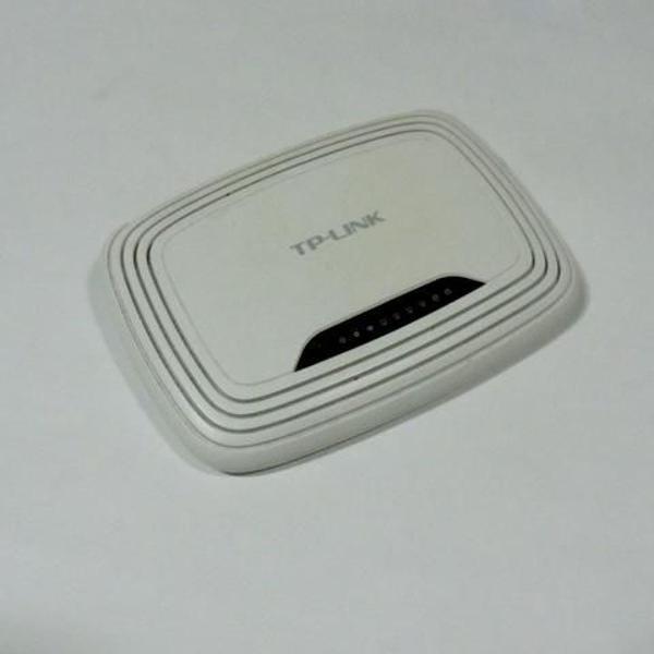 Roteador wireless tp link 150mbps tl-wr741nd com defeito