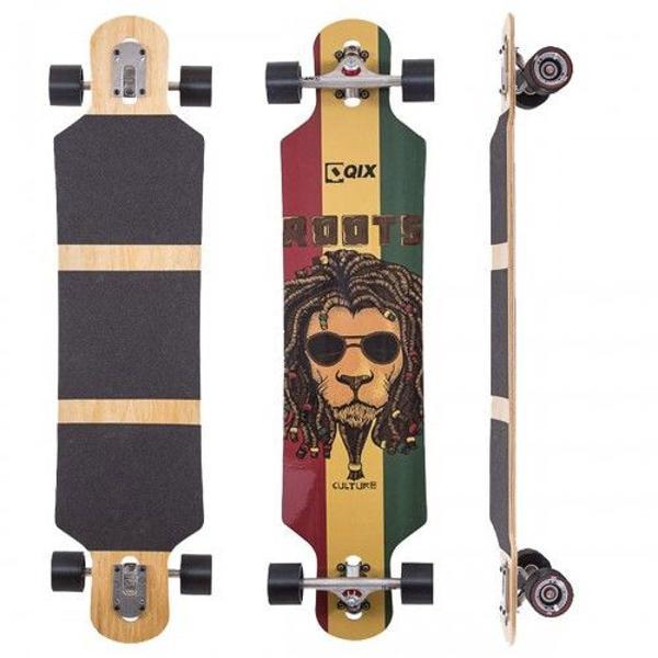 Skate qix roots