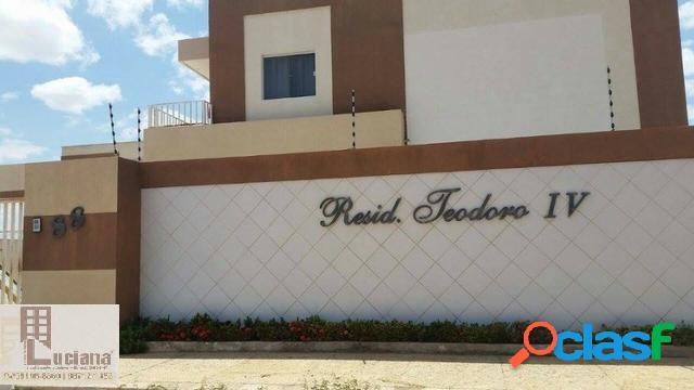 Vende se apartamento no residencial Teodoro iv