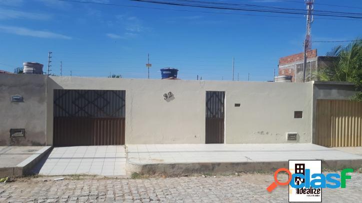 Vende se Casa no Bairro Rincão em Mossoró