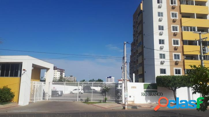 Vende se ótimo apartamento no residencial esplanada rio branco